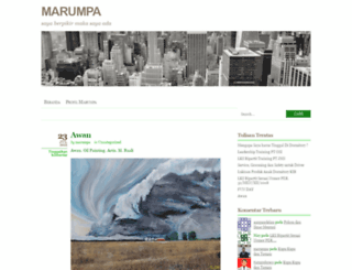 marumpa.wordpress.com screenshot