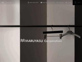 maruyasu-fil.co.jp screenshot