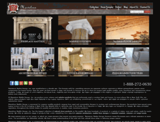 marvelousmarbledesign.com screenshot