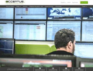 marvin.occentus.net screenshot