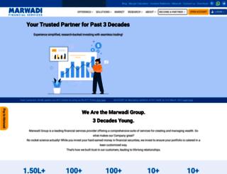 marwadionline.com screenshot