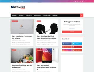 marwansya.blogspot.co.uk screenshot