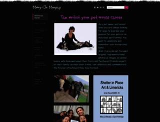 mary-jomurphy.com screenshot