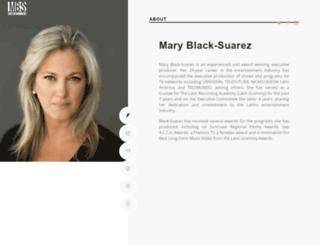 maryblacksuarez.com screenshot