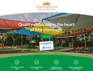 maryboroughcentral.com.au screenshot