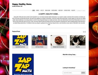 maryhorowitz.com screenshot