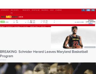 maryland.247sports.com screenshot