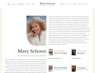 maryschoon.nl screenshot
