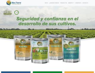 marytierra.com.mx screenshot