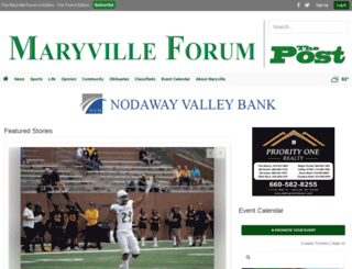 maryvilledailyforum.com screenshot