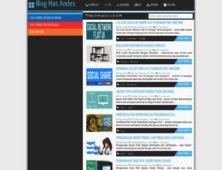 mas-andes.blogspot.com.br screenshot