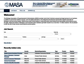 masa.mistaff.com screenshot