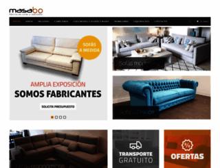 masabo.es screenshot