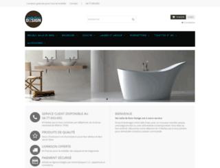 masalledebaindesign.fr screenshot