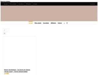 masante.echosante.com screenshot