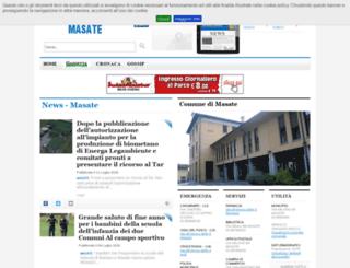 masate.netweek.it screenshot