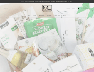 maschalina.com screenshot