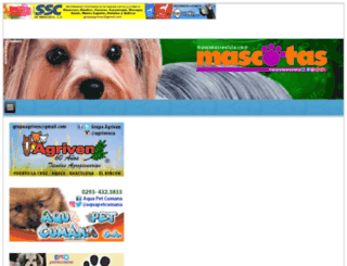 mascotasoriente.com.ve screenshot