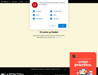 masdecomarket.cl screenshot