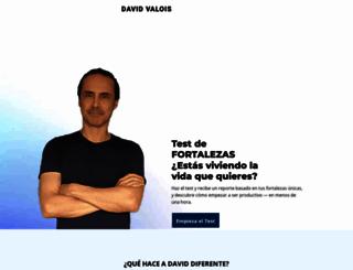 maseficaz.com screenshot