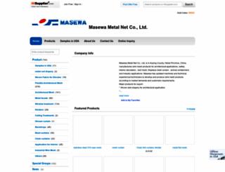 masewa.en.hisupplier.com screenshot