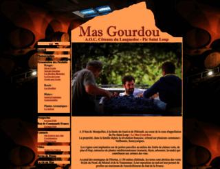 masgourdou.com screenshot
