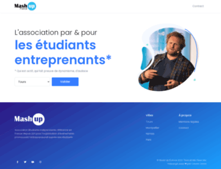 mash-up.fr screenshot