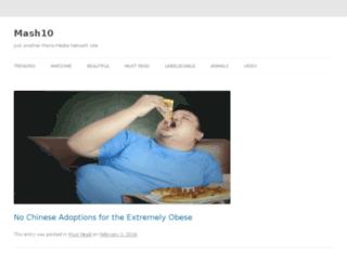 mash10.com screenshot
