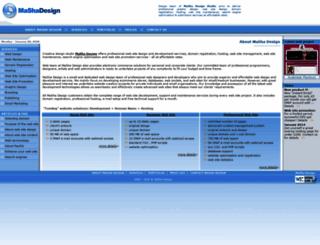 mashadesign.co.uk screenshot