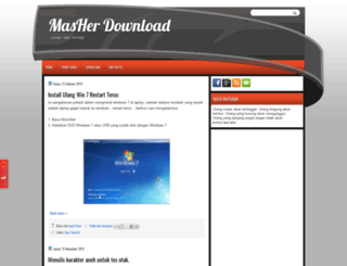 masherdownload.blogspot.com screenshot