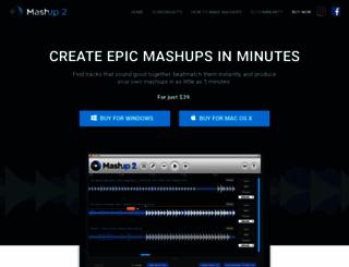 mashupciti.com screenshot