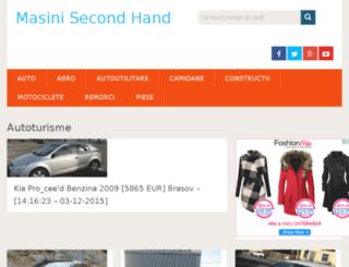 masinisecondhand.org screenshot