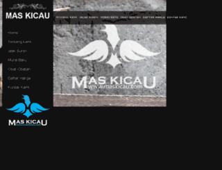 maskicau.id screenshot