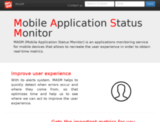 masm.nextret.net screenshot