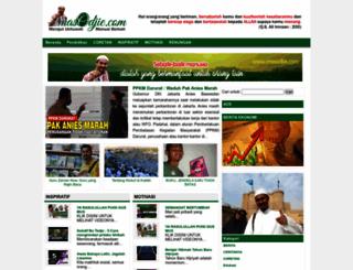 masodjie.com screenshot