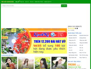 masokaraoke.net screenshot