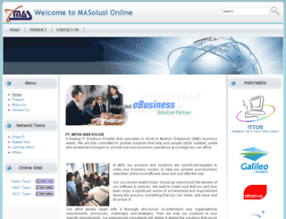 masolusi.net screenshot