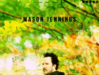 masonjennings.com screenshot