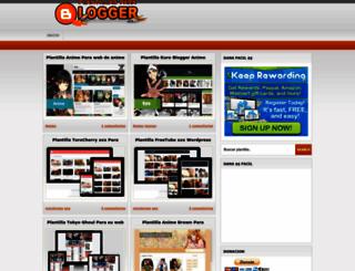masplantillasblogger.blogspot.com screenshot