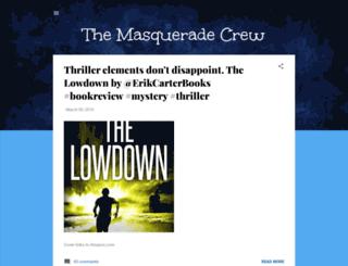 masqueradecrew.blogspot.co.uk screenshot