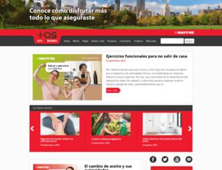 masqueseguros.mapfre.com.mx screenshot