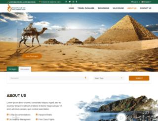 masrelgdedatravel.com screenshot