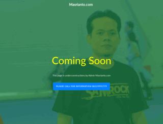 masrianto.com screenshot