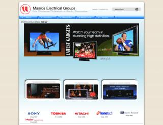 masros-brunei.com screenshot