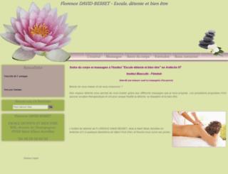 massage-relaxation-florence-07.com screenshot