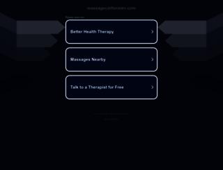 massagecalifornien.com screenshot
