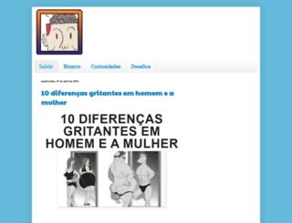 massainformada.blogspot.com.br screenshot