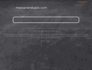 massarandupio.com screenshot