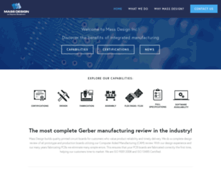 massdesign.com screenshot