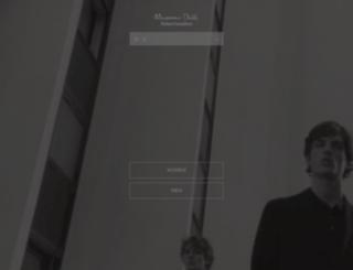 massimodutti.com screenshot
